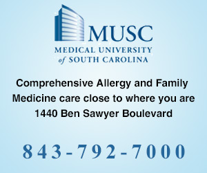 MUSC Allergy + Family Care, Ben Sawyer Blvd, Mount Pleasant, SC
